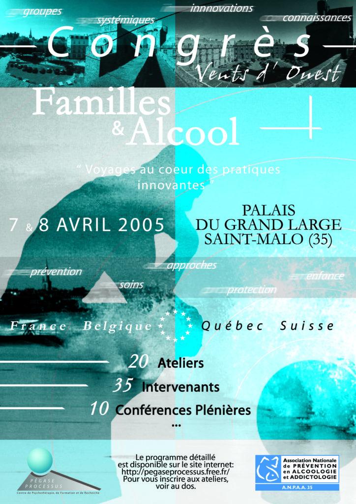 affiche congrès 2005