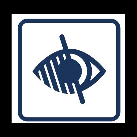 Logo malvoyance